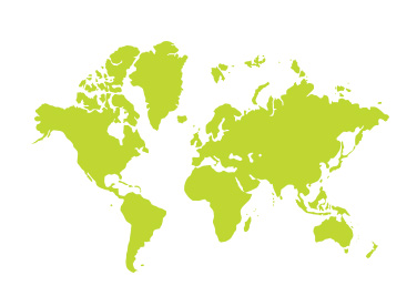 Our expertise is <strong>trusted around the world</strong> by more than 1200 Clients across 100 Nations